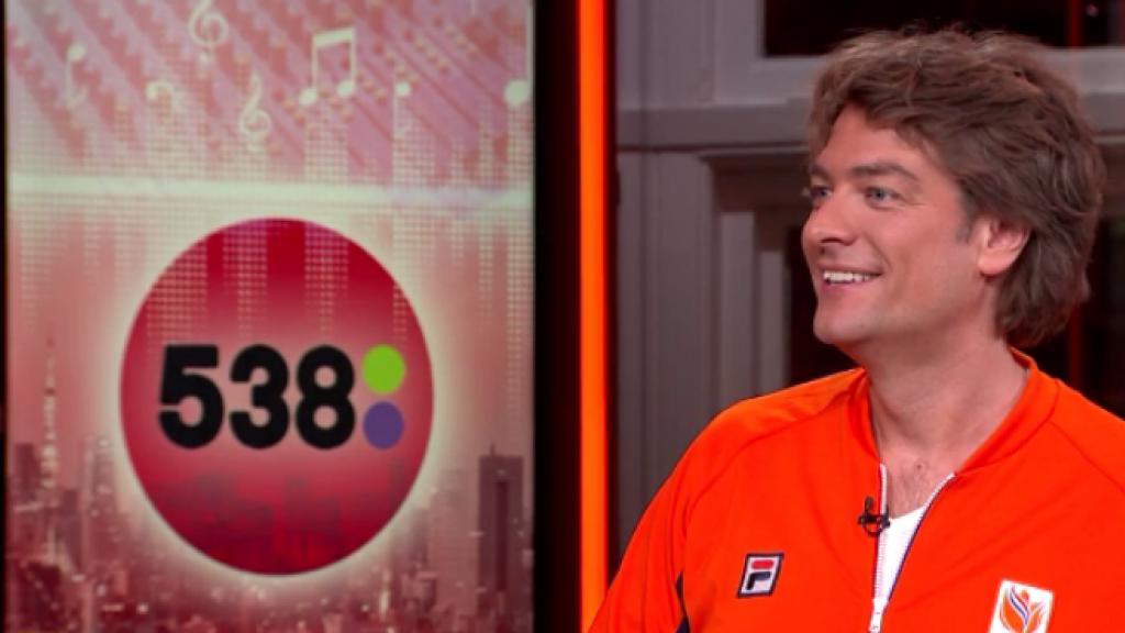 Frank: 'Blij dat ik 538 Ochtendshow mag maken in Tokyo'