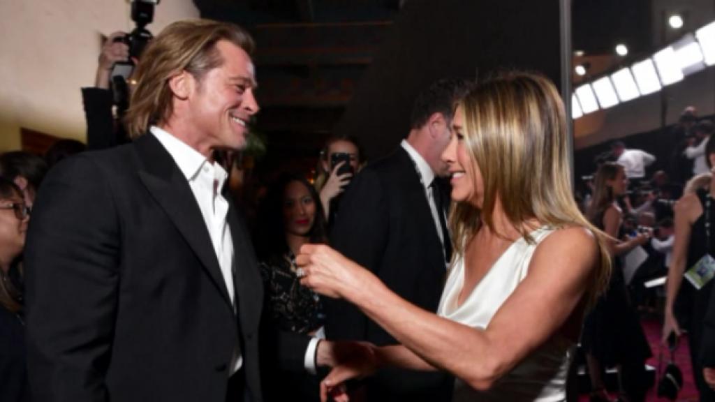 'Brad en Jennifer wordt nooit meer een ding'
