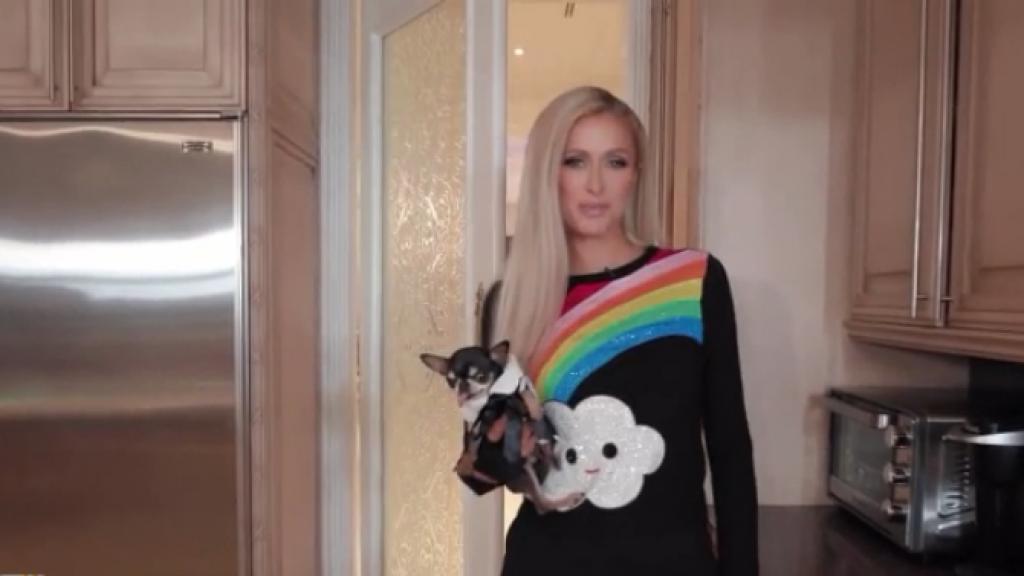 Cancel je plannen: Paris Hilton leert je koken met tutorial