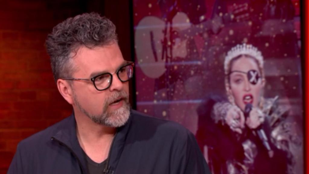 William Rutten: 'Madonna vraagt te veel van haar lichaam'