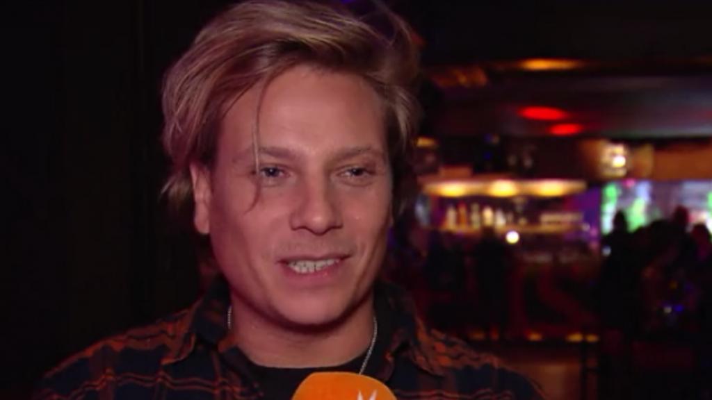 Jamie heeft dubbelrol tijdens Vrienden van Amstel Live