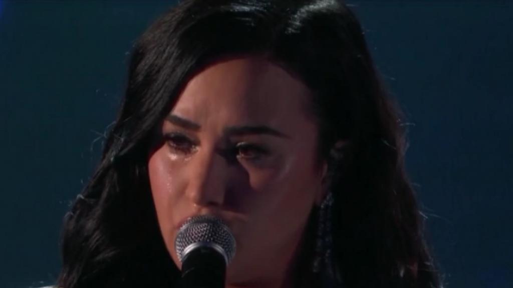 Artiesten hielden het niet droog tijdens de Grammy Awards