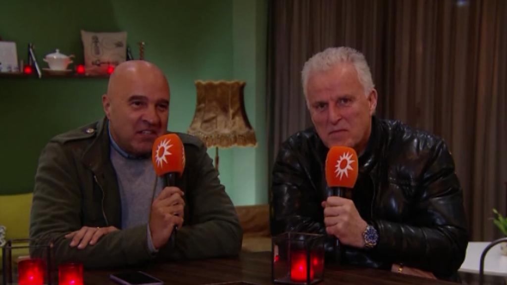 Peter R. en John blikken terug op Ajax-PSV