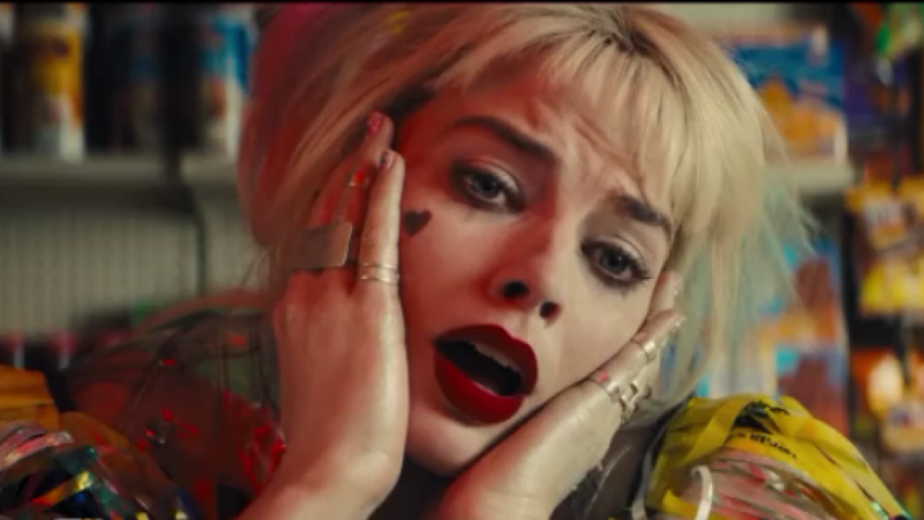 Margot Robbie is terug als de knettergekke Harley Quinn