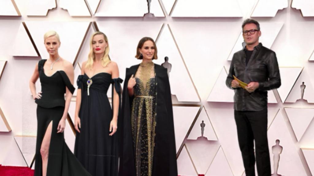 Leco bespreekt red carpet looks van de Oscars