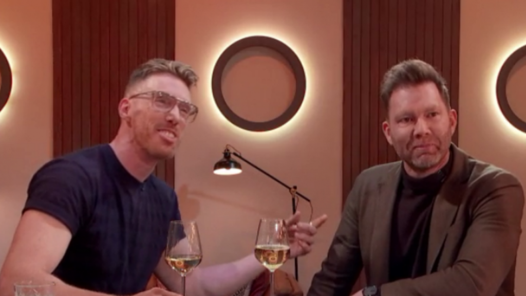 Sipke Jan heeft nog altijd contact met First Dates-vlam