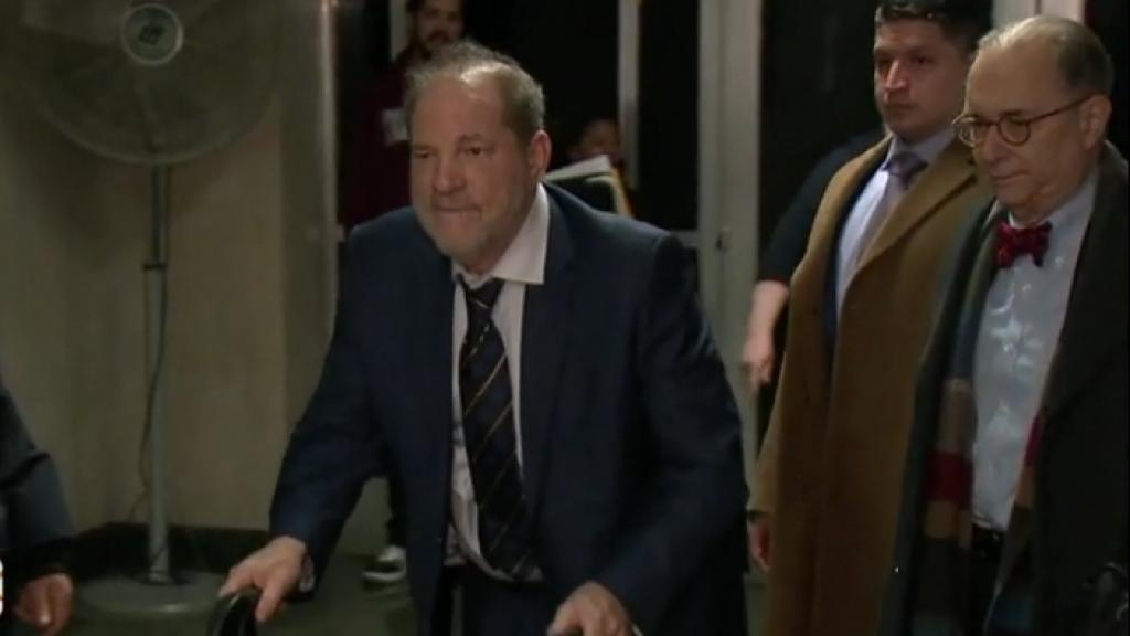 Jury buigt zich voor het eerst over zaak Harvey Weinstein