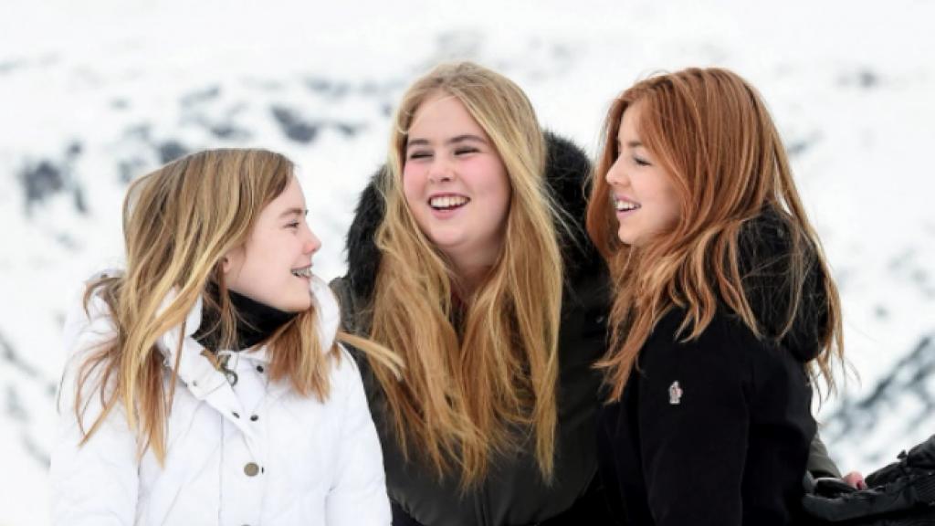 'De prinsessen zijn echt fashion meisjes'