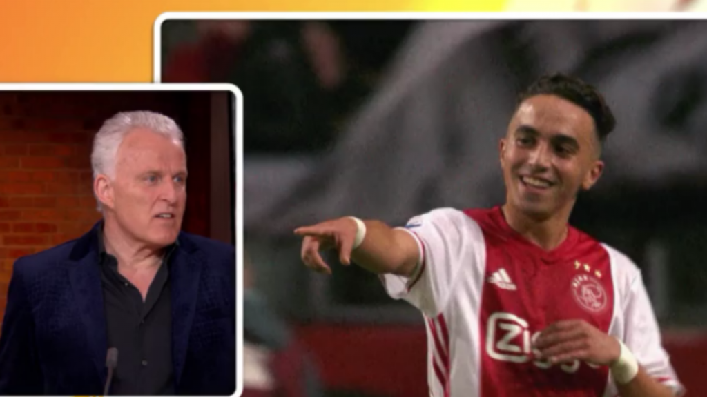 Peter R. de Vries over Nouri: 'Ajax heeft steken laten vallen'