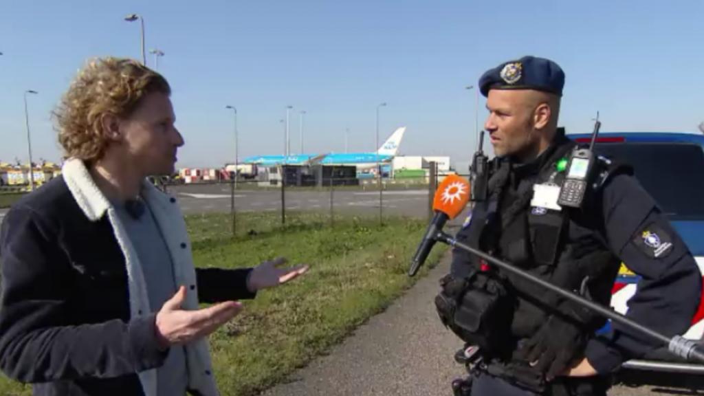 Van 180.000 naar 12.000 bezoekers voor Schiphol: 'Onwerkelijk'