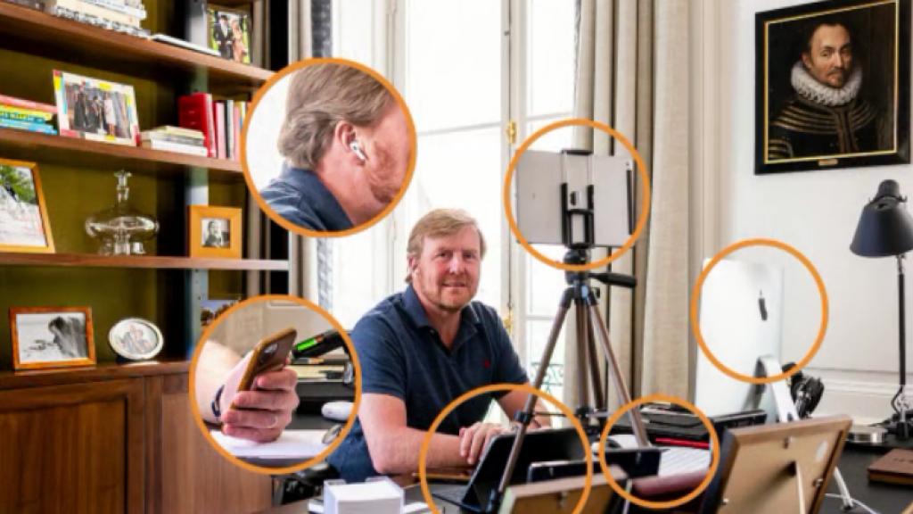 Werkplek Willem-Alexander en Máxima onder de loep