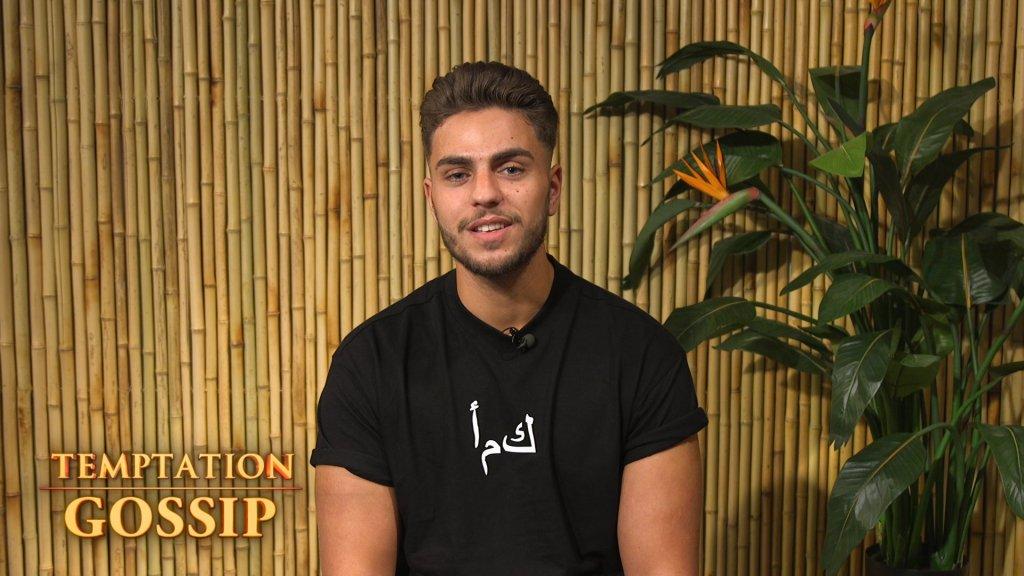 Temptation Gossip: Karim vertelt de waarheid over het webcammen