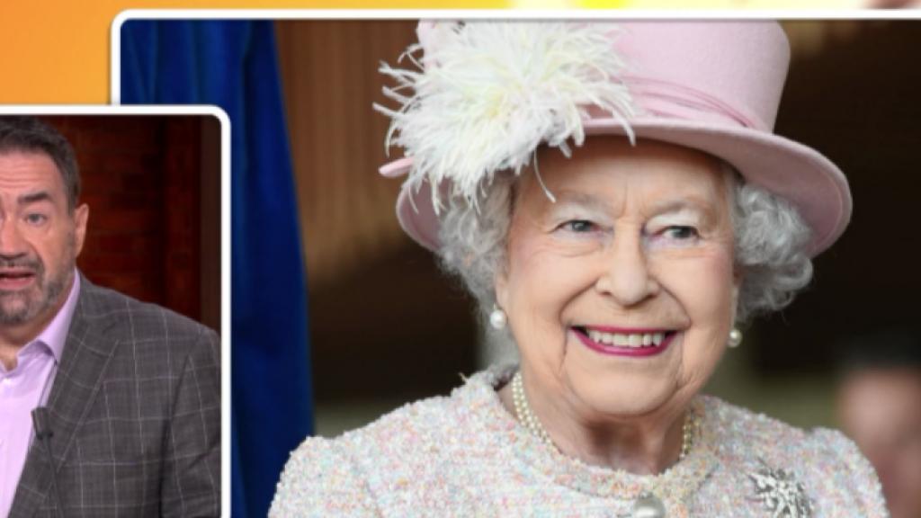 Marc van der Linden gunt koningin Elizabeth mooi afscheidsjaar