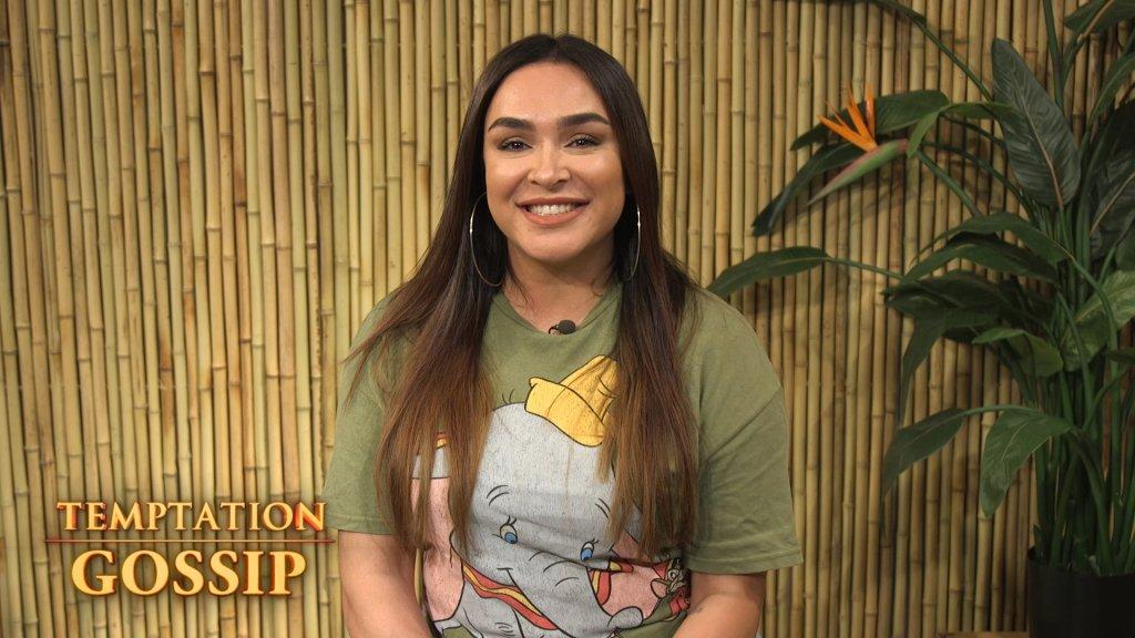 Temptation Gossip: Roshina is gestopt met de pil
