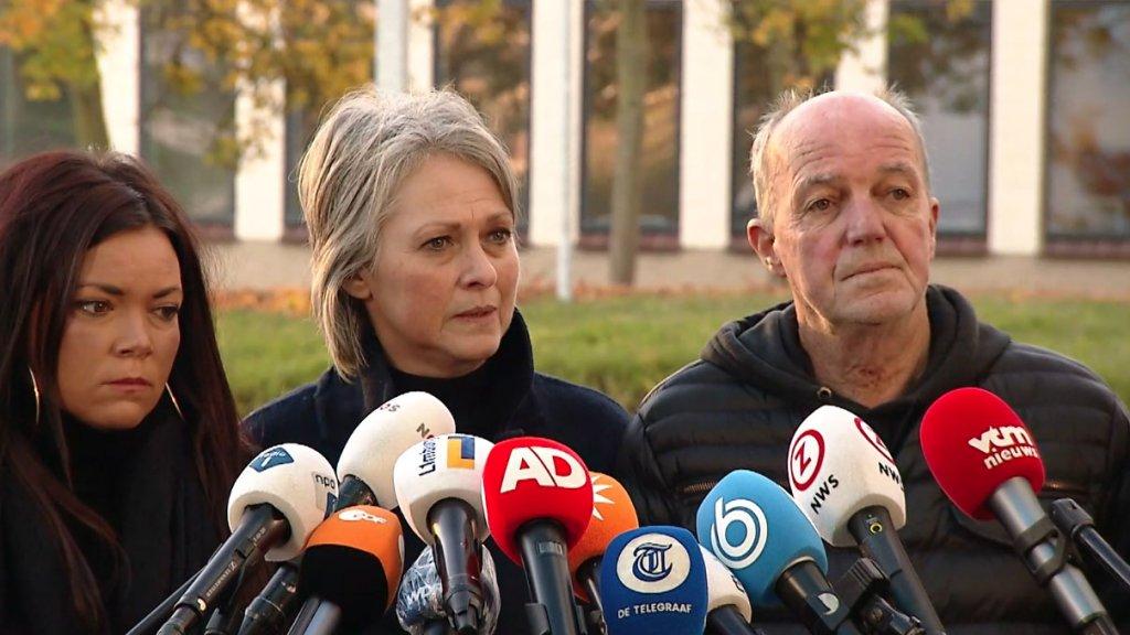 De familie van Nicky Verstappen reageert op de uitspraak