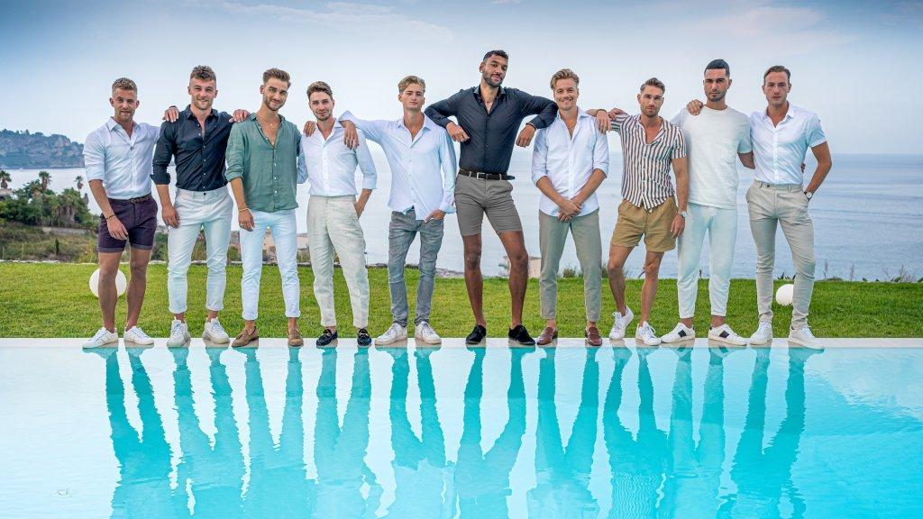 Deze 10 mannen strijden om het hart van Prince Charming