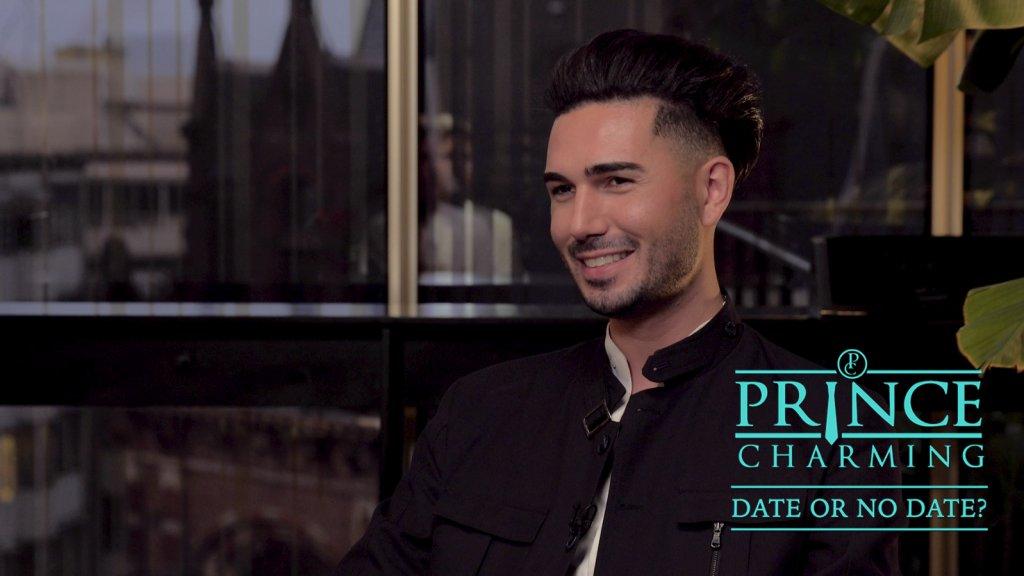 Date or No Date? Sezer probeert het weer na Prince Charming