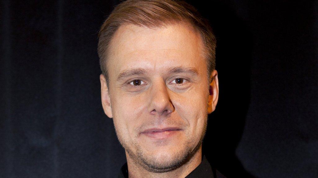 Armin van Buuren wenst Marco Borsato veel sterkte