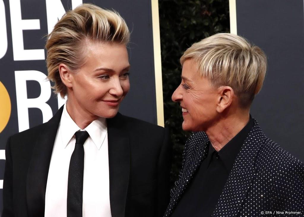 Ellen DeGeneres: 'Zonder mijn vrouw had ik het niet gered' - RTL Boulevard