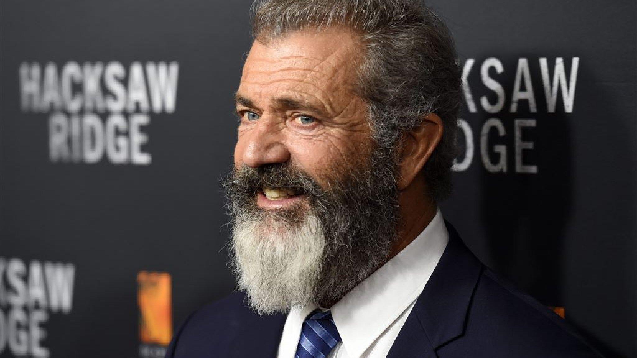 мэл гибсон фото с бородой как найти тот