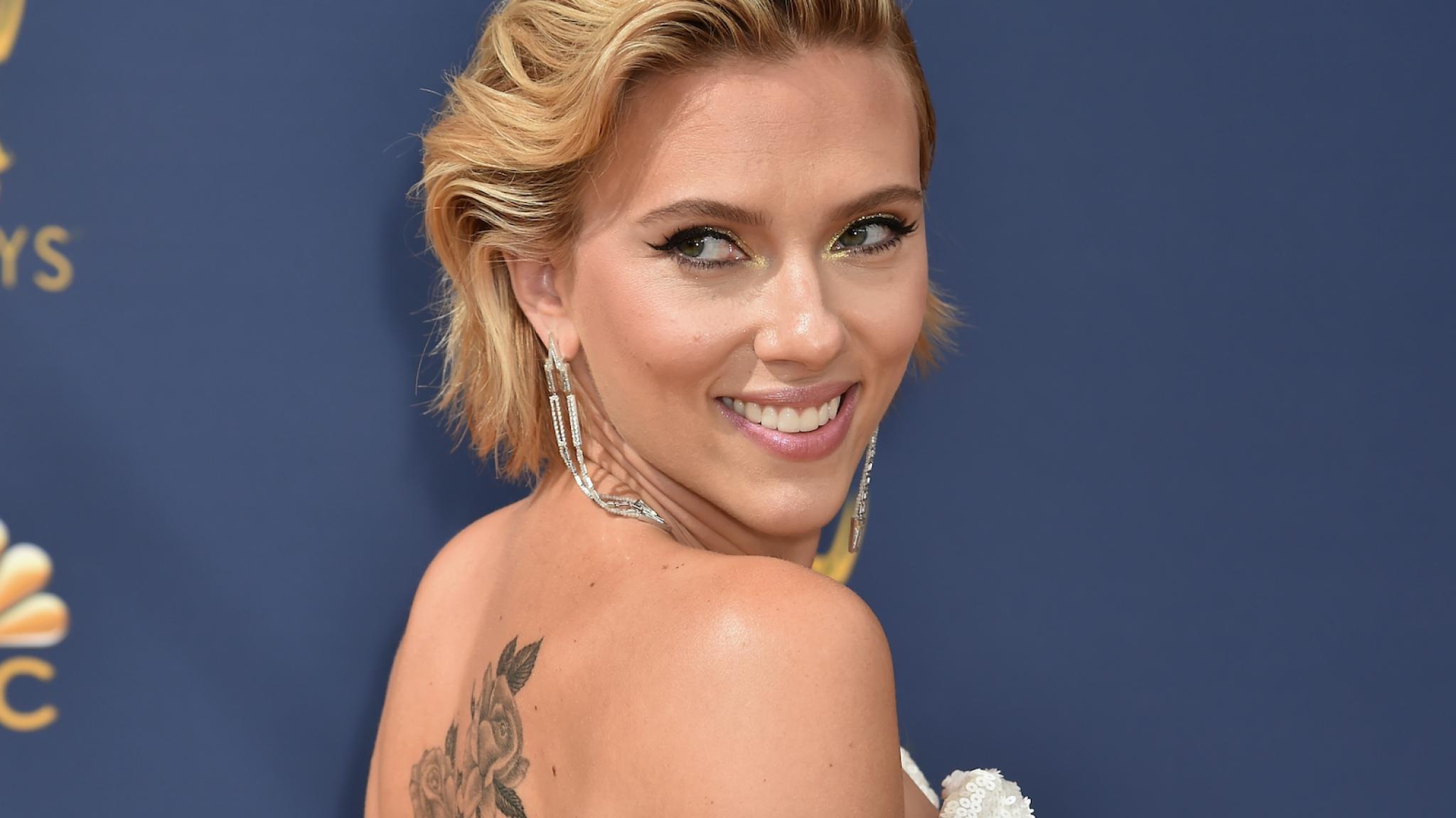 Heftig! Scarlett Johansson slachtoffer van deepfake-porno