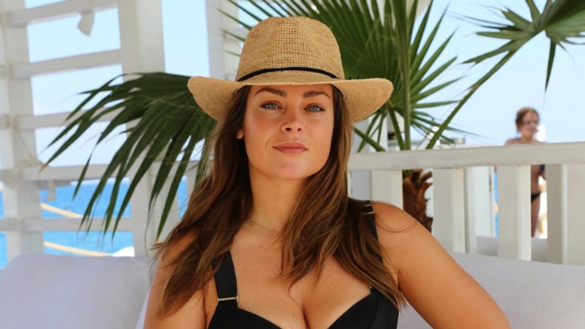 Miljuschka Witzenhausen trots op haar 'happy rolls' | RTL Boulevard