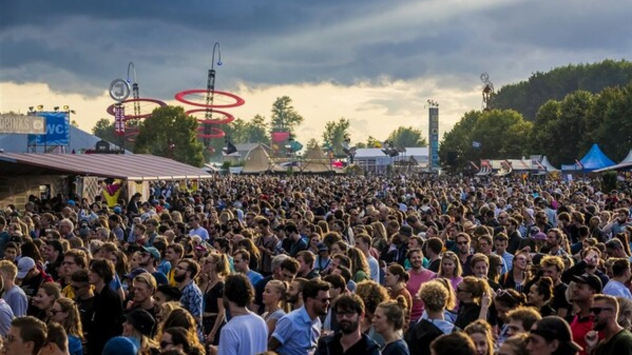 Data proeffestivals en -concerten Fieldlab bekend - RTL Boulevard