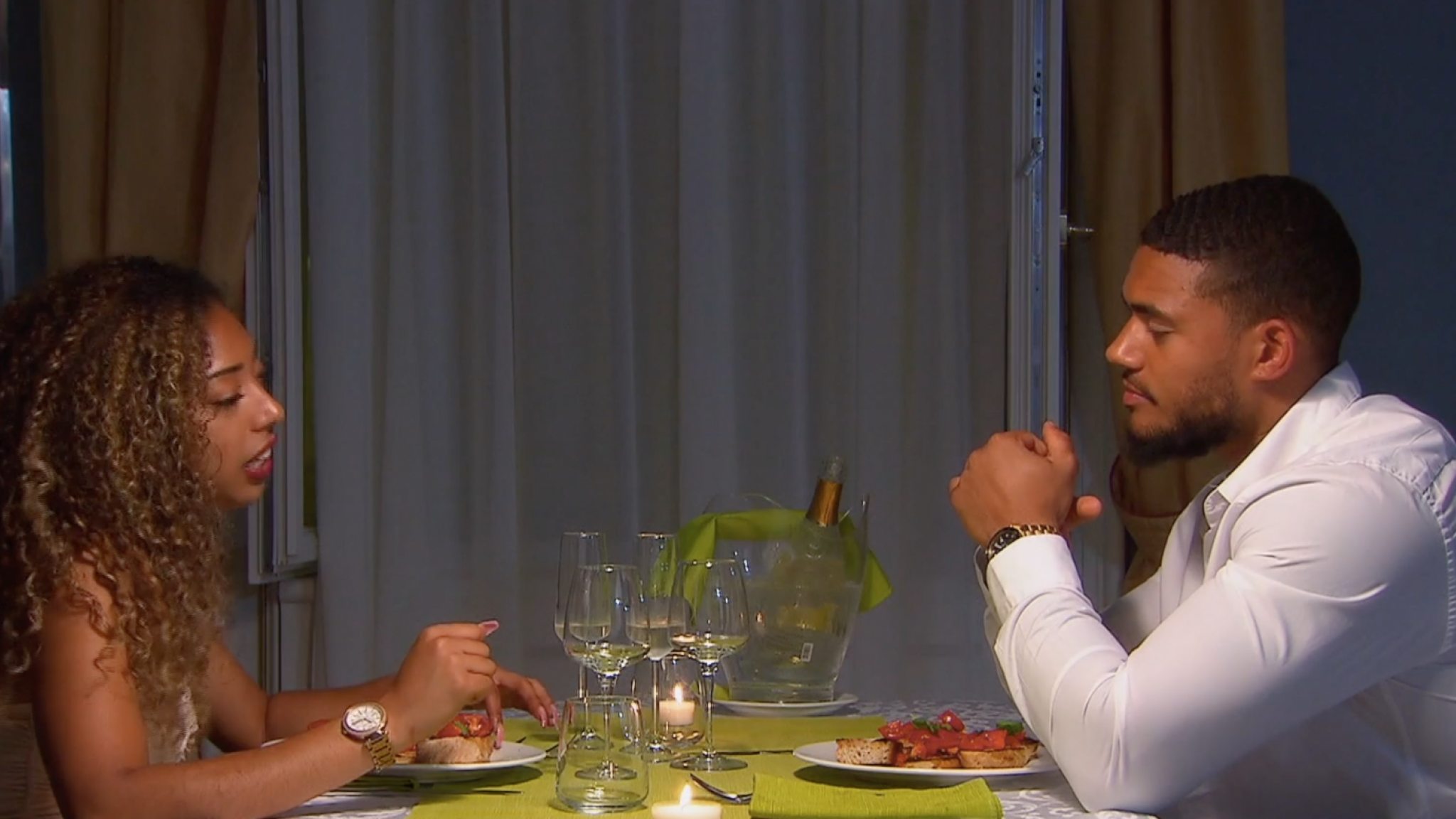 'Daryl gebruikte Karina tijdens Temptation alleen voor seks' - RTL Boulevard