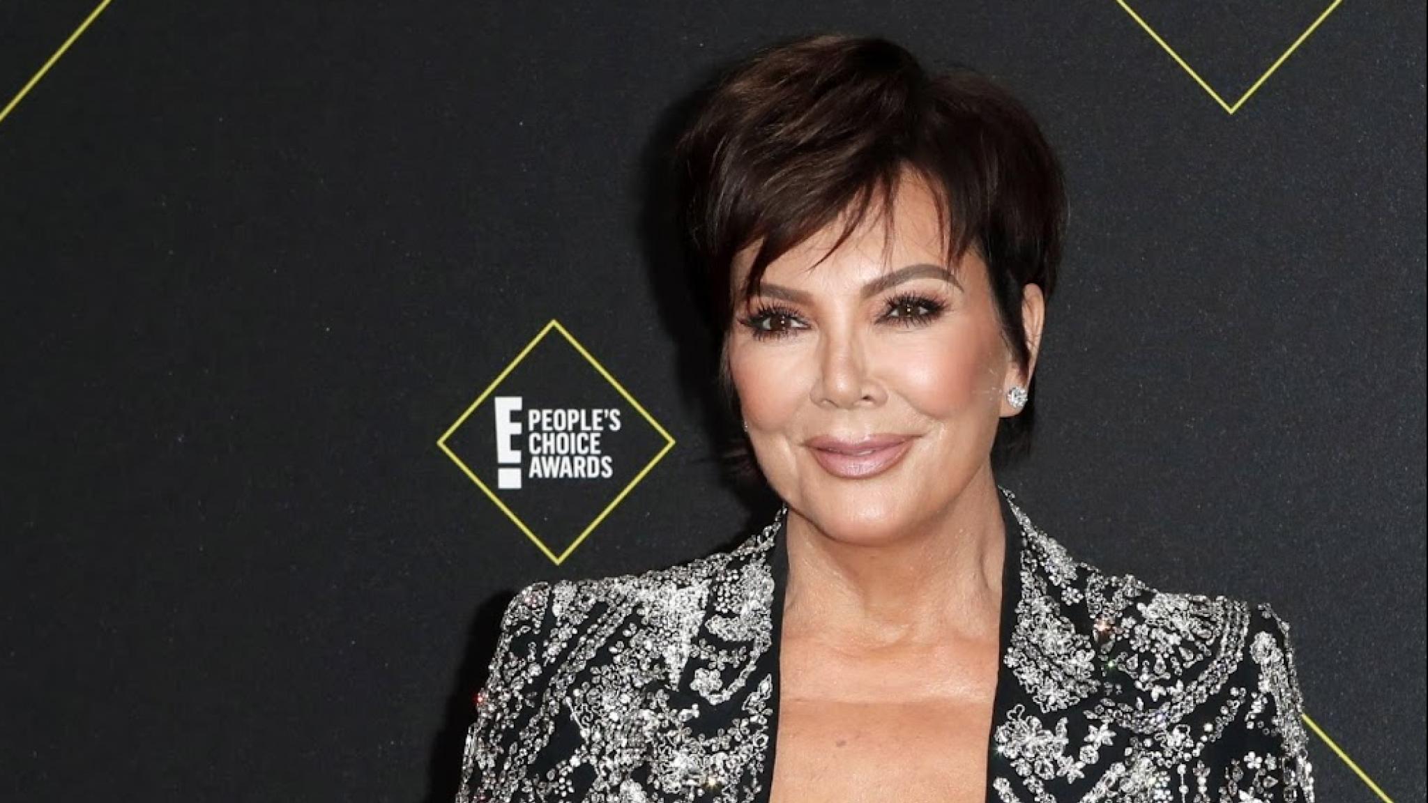 Kris Jenner aangeklaagd wegens aanranding ex-bodyguard - RTL Boulevard