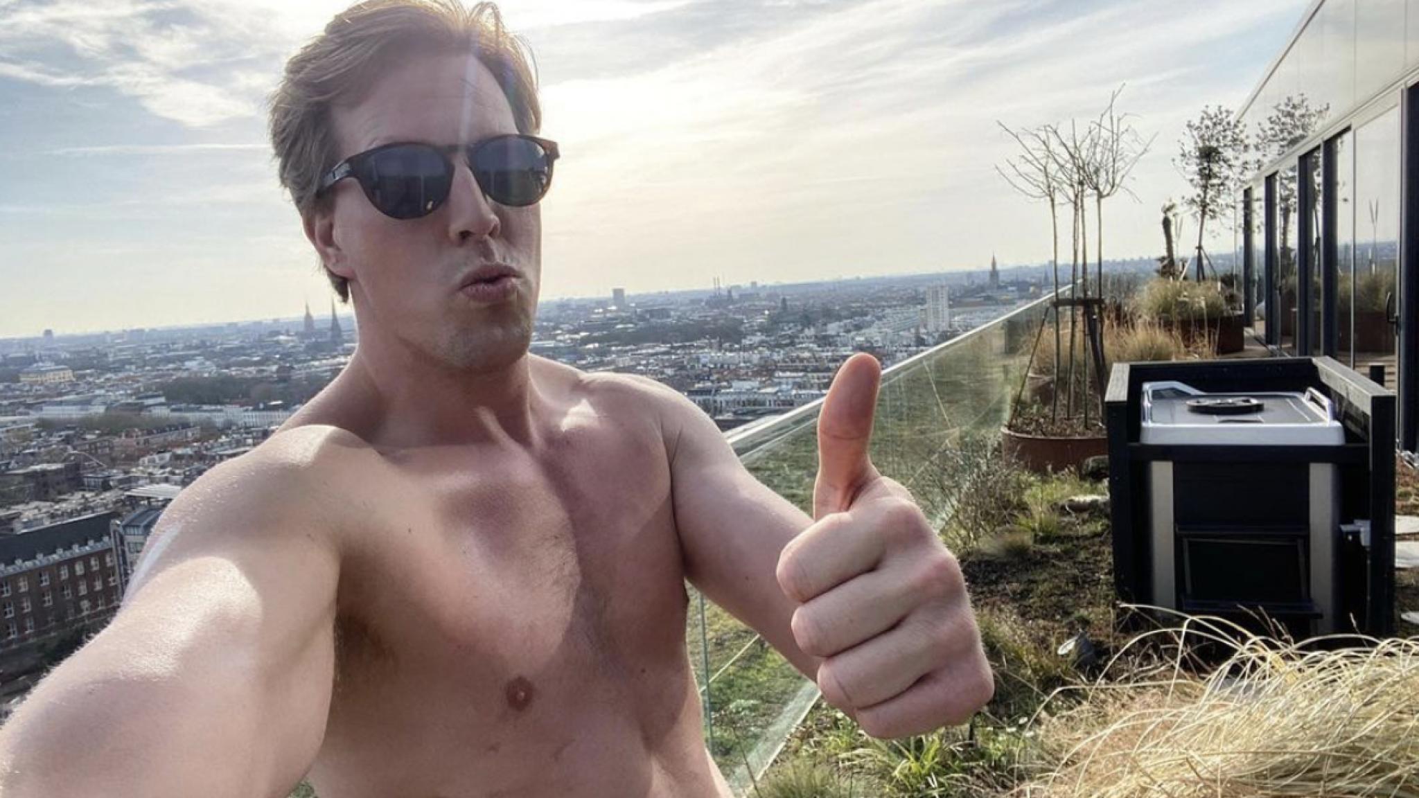 BN'ers duiken massaal de zonnige achtertuin in: 'Genieten!' - RTL Boulevard