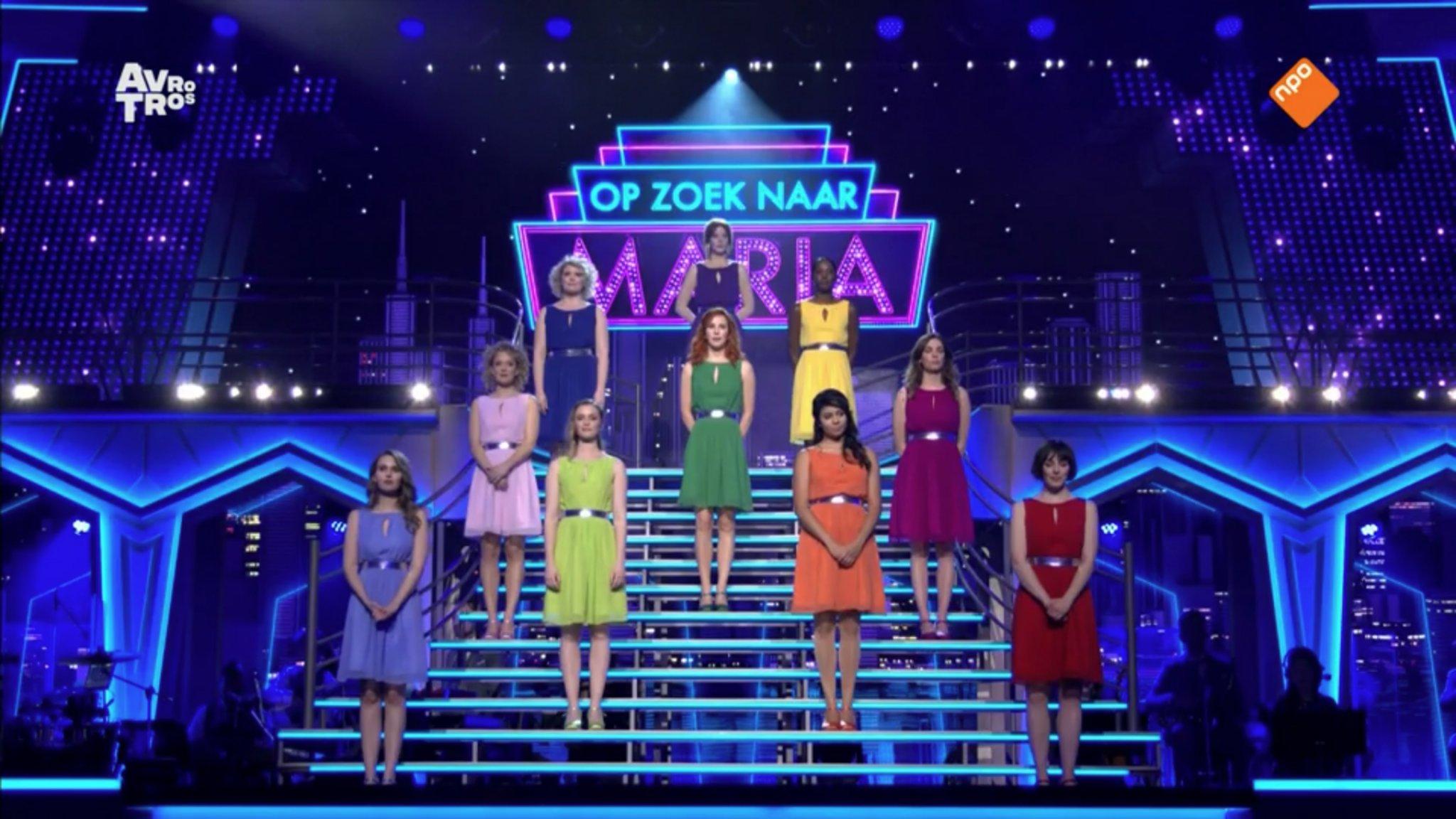 Kijkers Op zoek naar Maria ergeren zich groen en geel aan applaus - RTL Boulevard