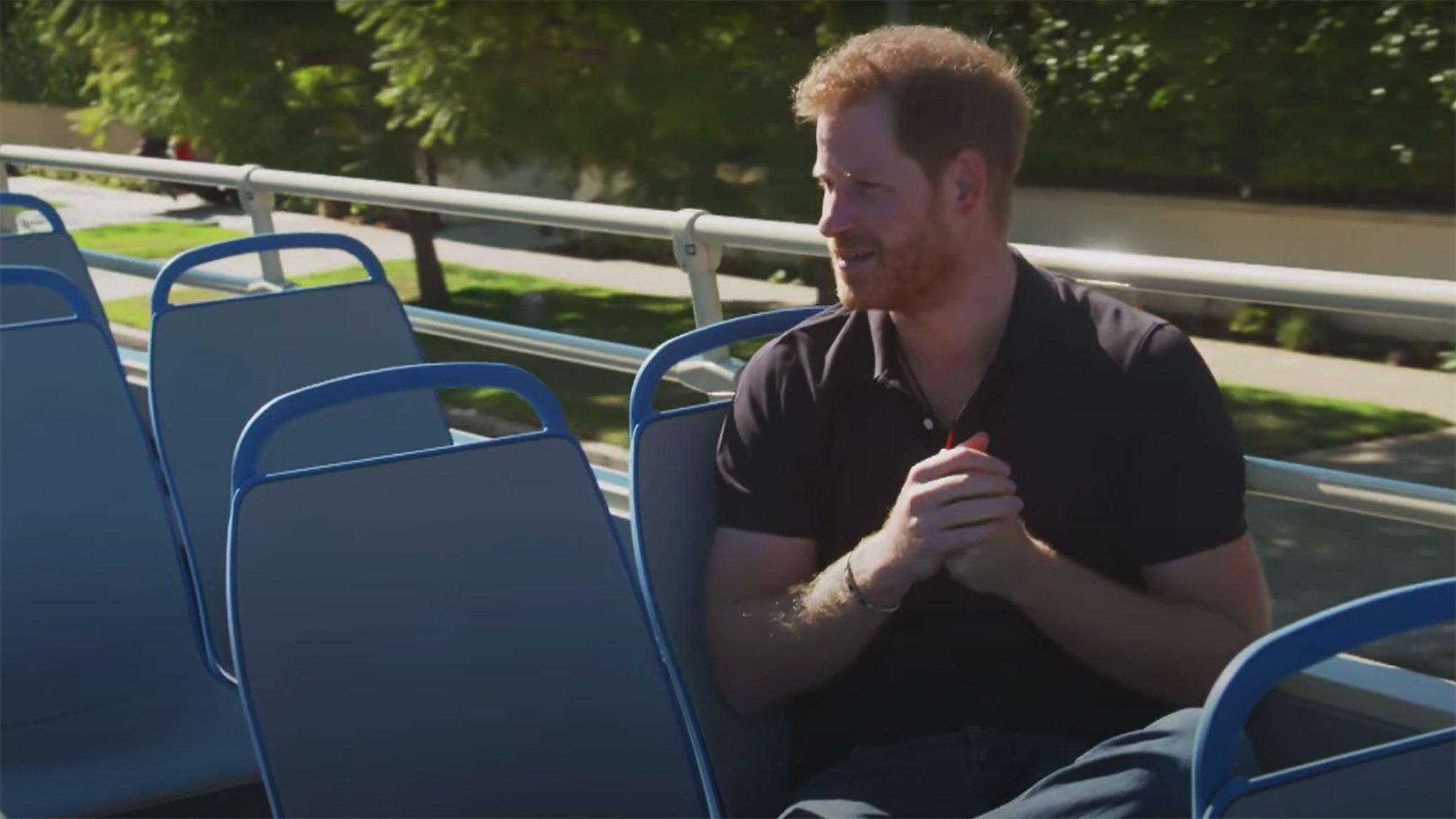 Prins Harry doet bijzondere onthullingen over zijn privéleven - RTL Nieuws
