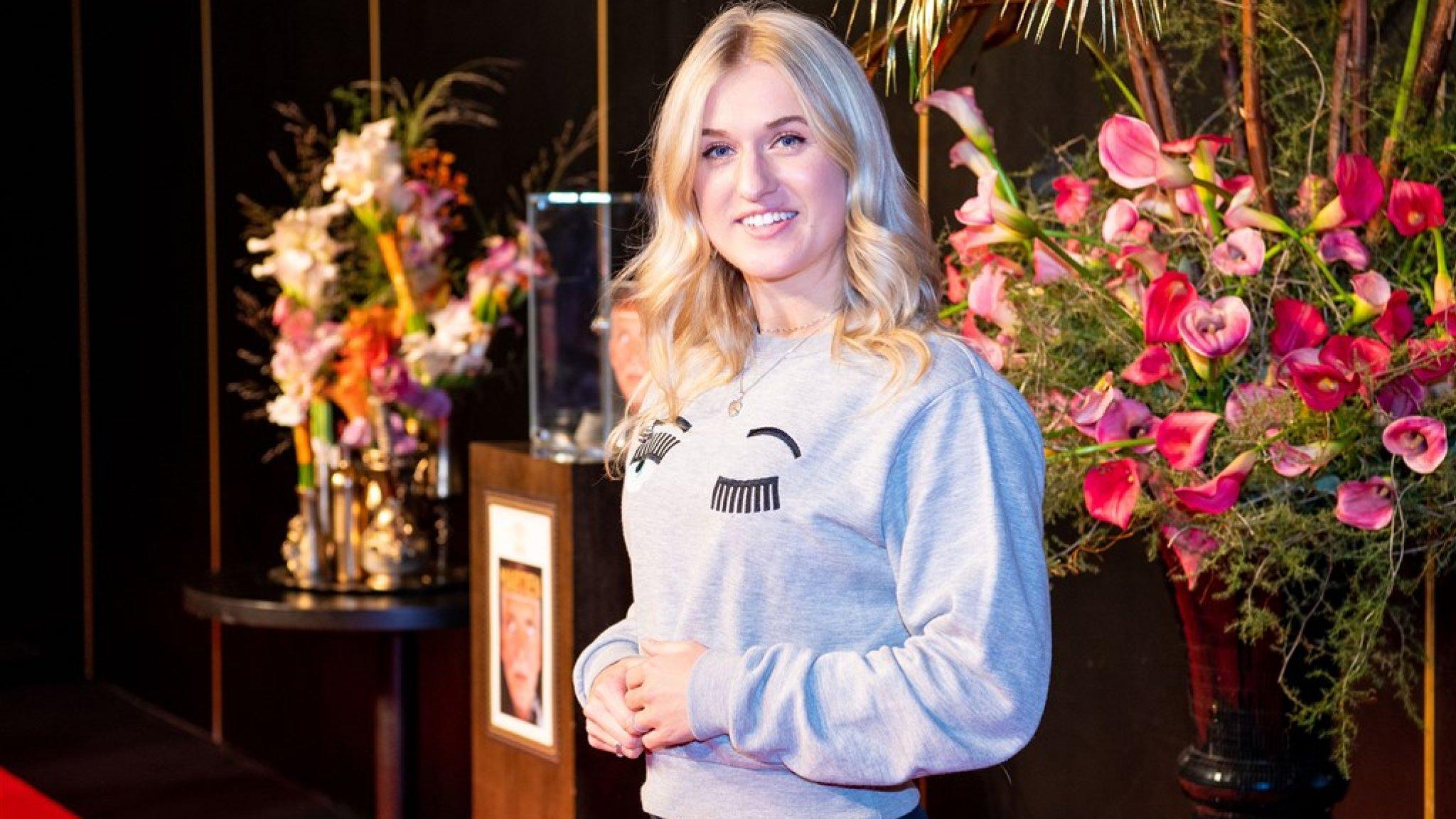 Britt Dekker sliep weken niet door autocue-angst We Want More - RTL Boulevard