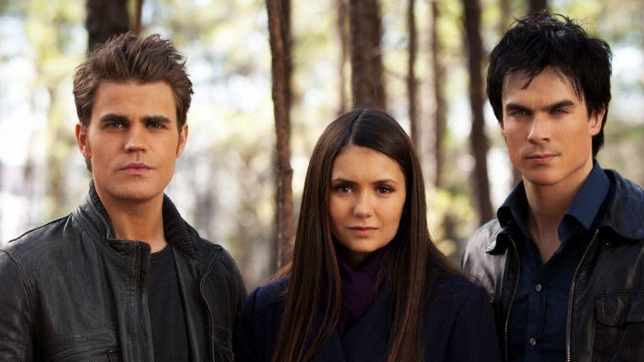De tandjes! Netflix verwijdert álle seizoenen The Vampire Diaries - RTL Boulevard