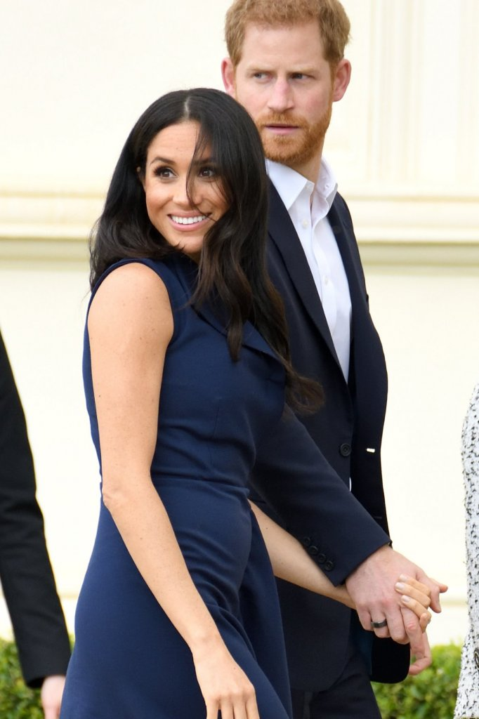 Meghan Markle showt ke...