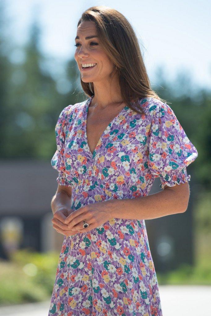 Kate Middleton in Faithfull the Brand