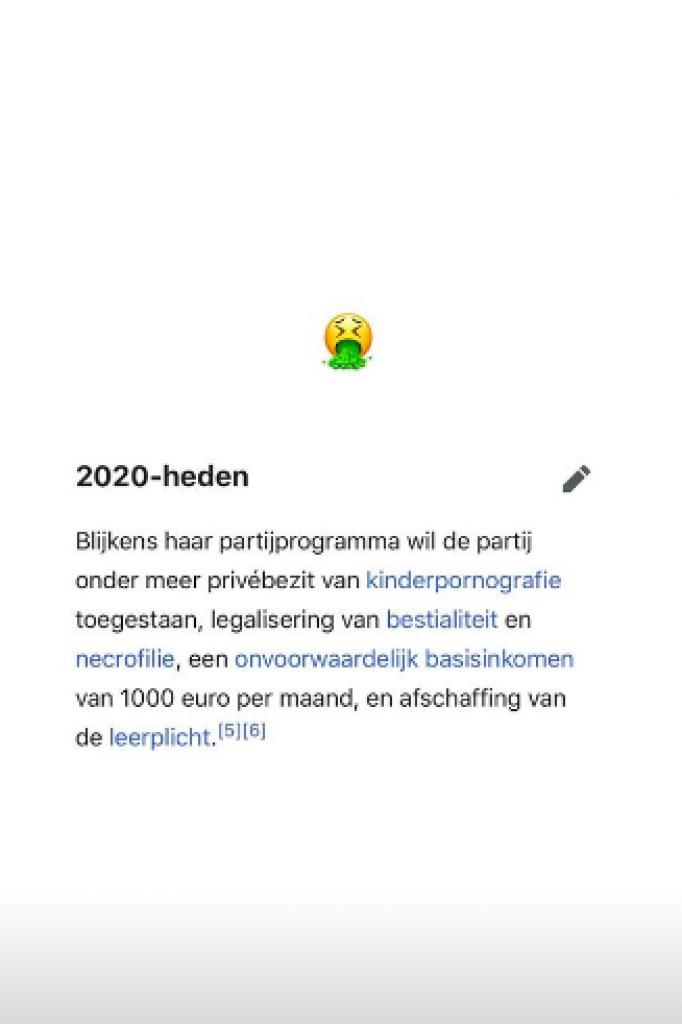 Instagram Stories Veronica van Hoogdalem