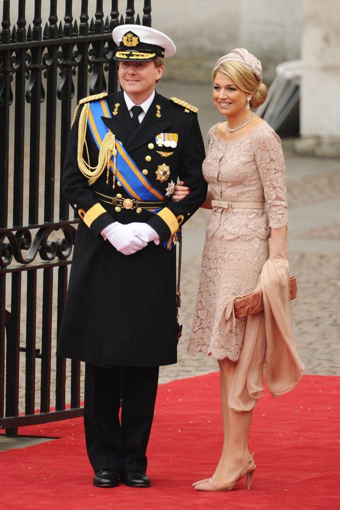 Koning William-Alexander en Máxima