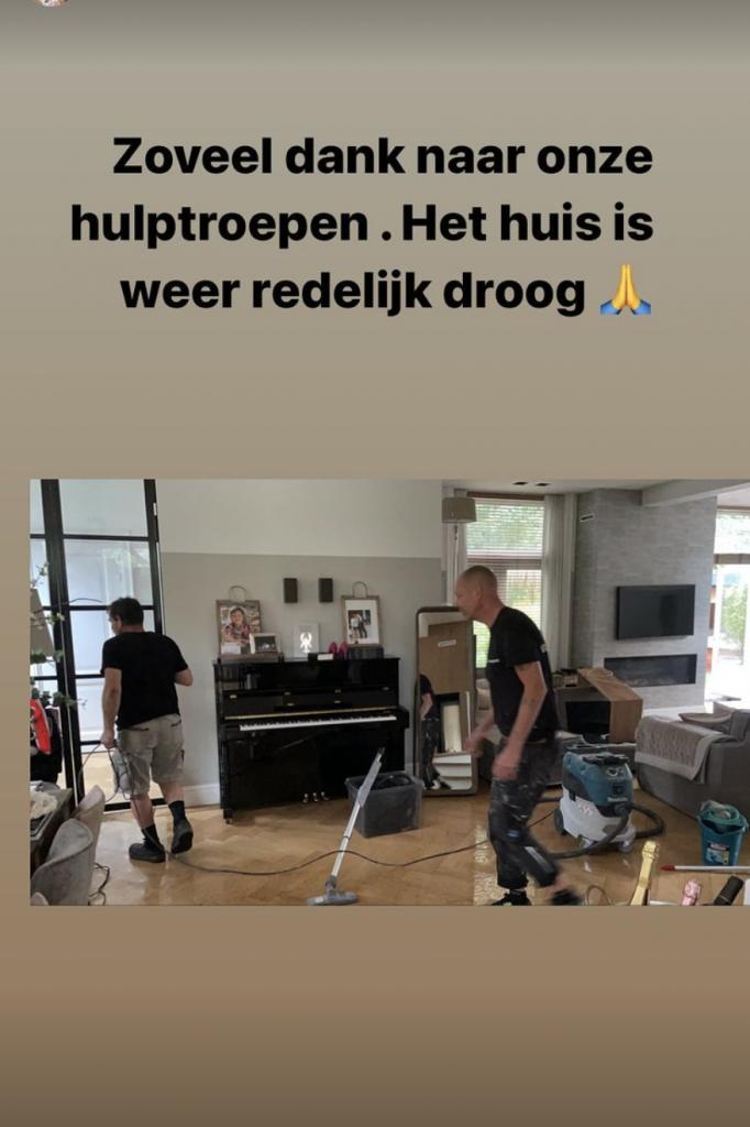 Noodweer Sonja Bakker
